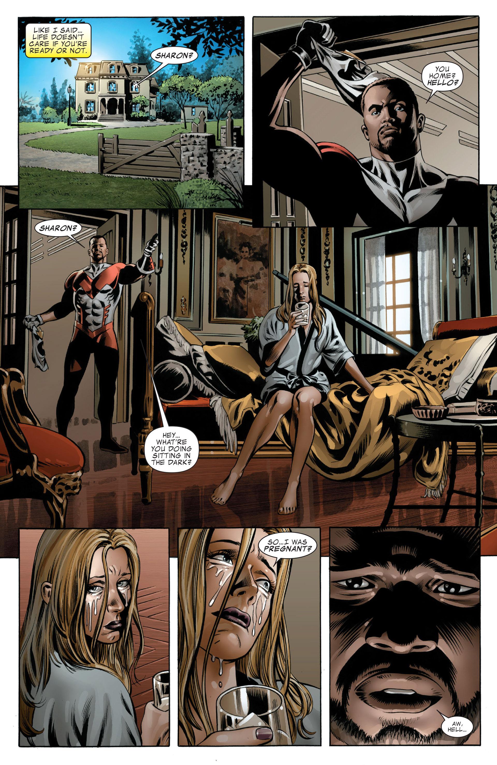 Read online Captain America (2005) comic -  Issue #49 - 19
