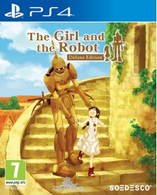The Girl and The Robot Arabic
