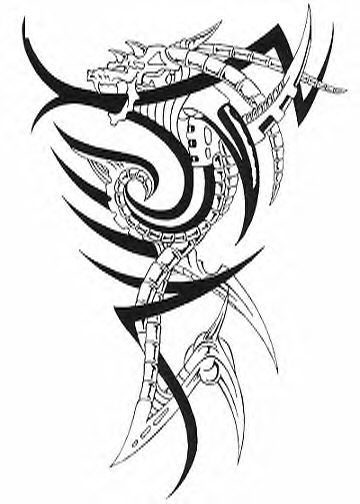 Secreteditionno Tribal Tattoos Designs New Colection
