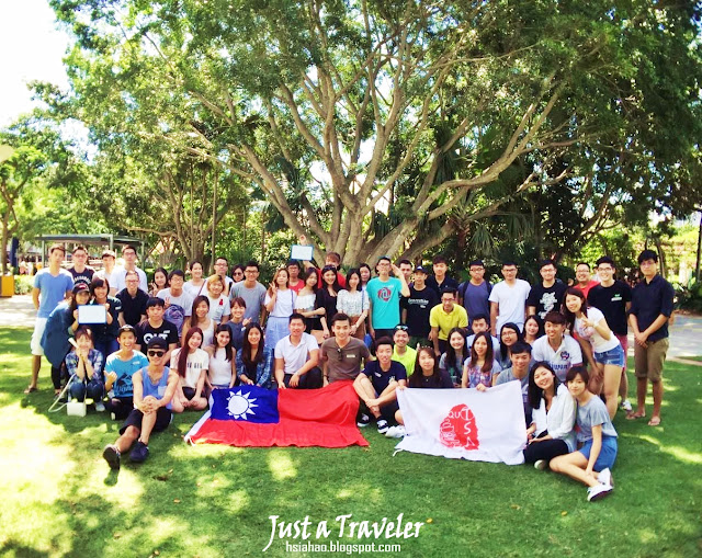 Australia-brisbane-university-master-bachelor-degree-campus-photo-kg-gp-student-qut-orientation-e-event-taiwan-students-bbq
