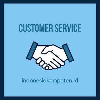 Program Pelatihan Berbasis Kompetensi Customer Service 280 JP