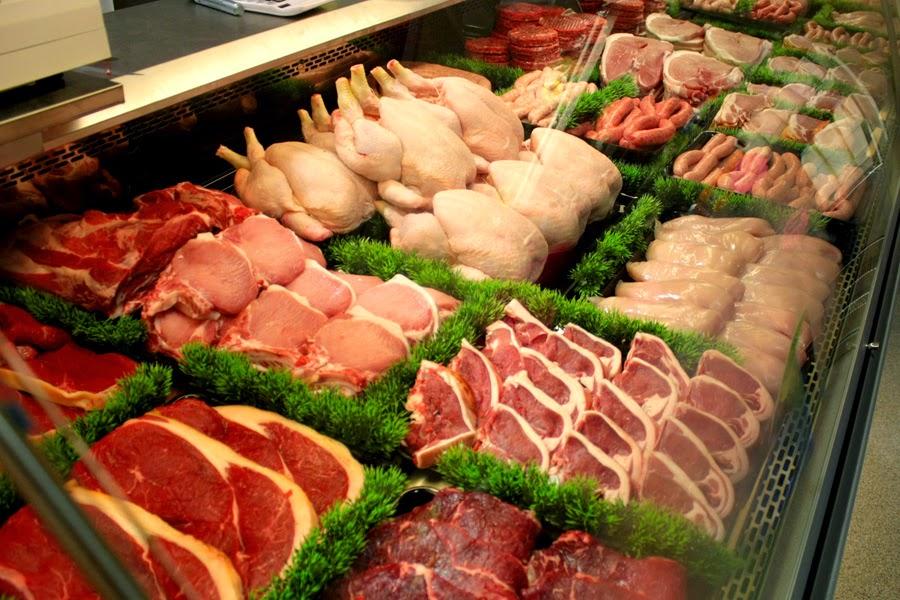 Fresh Frozen Meat