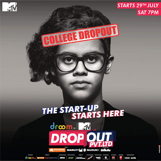 'MTV Dropout Pvt. Ltd' Upcoming Tv Show Wiki Plot,Star-Cast,Promo,Timing