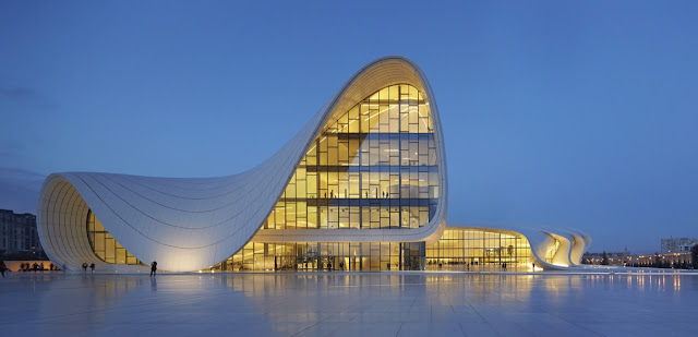 Heider Aliyev Center, Azerbaiyán