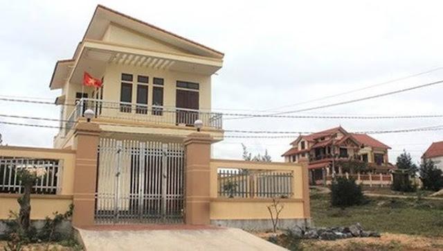 Đột nhập làng biệt thự 'nơi gió Lào cát trắng' Quảng Bình