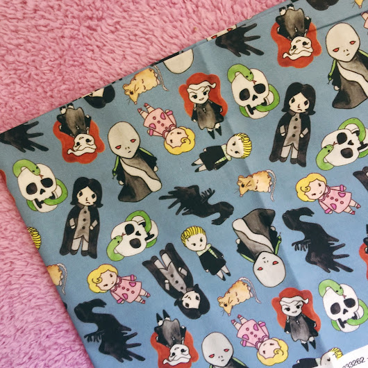 New Fabric: Harry Potter Villains
