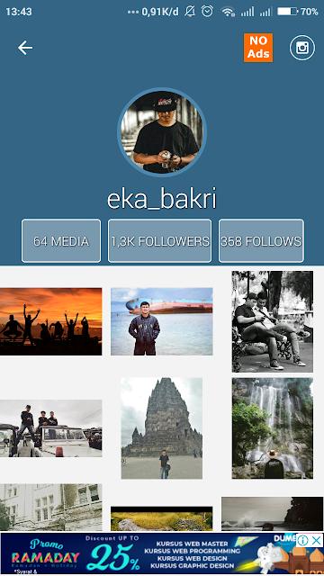 Cara Download Foto dan Video Instagram Tanpa Copy Link 'Salin Tautan'