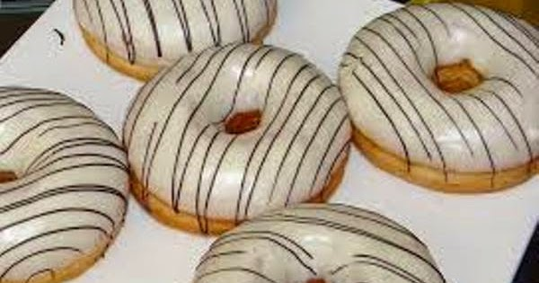 The Yummy Lounge: Eggless Doughnuts | How to make Eggless Doughnuts without Yeast