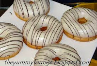 Eggless Doughnuts without yeast recipe
