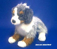 Australian Shepherd Plush Stuffed Animal