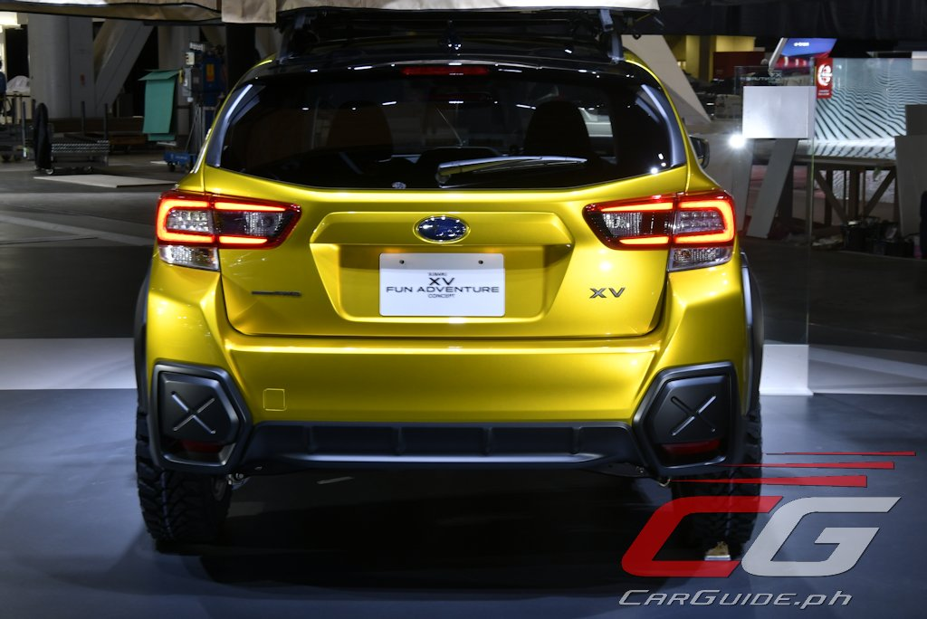 Subaru Shows How A Lifestyle Oriented 2018 Subaru Xv And