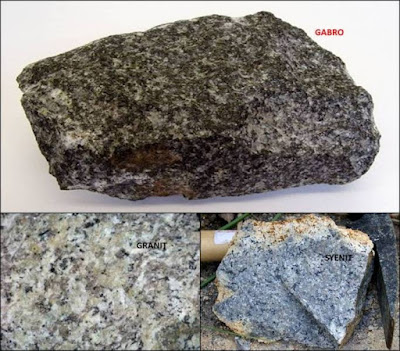 jenis batuan beku