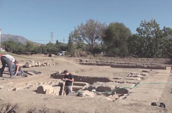 Lost Greek temple found on Greek island of Euboea