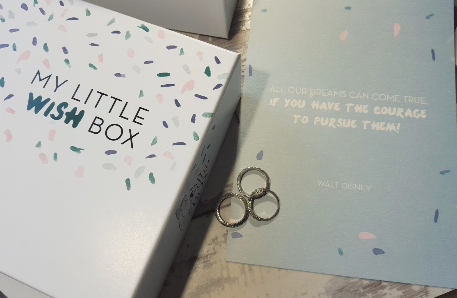 My Little Box January 2016 eyelinerflicks.com blog review