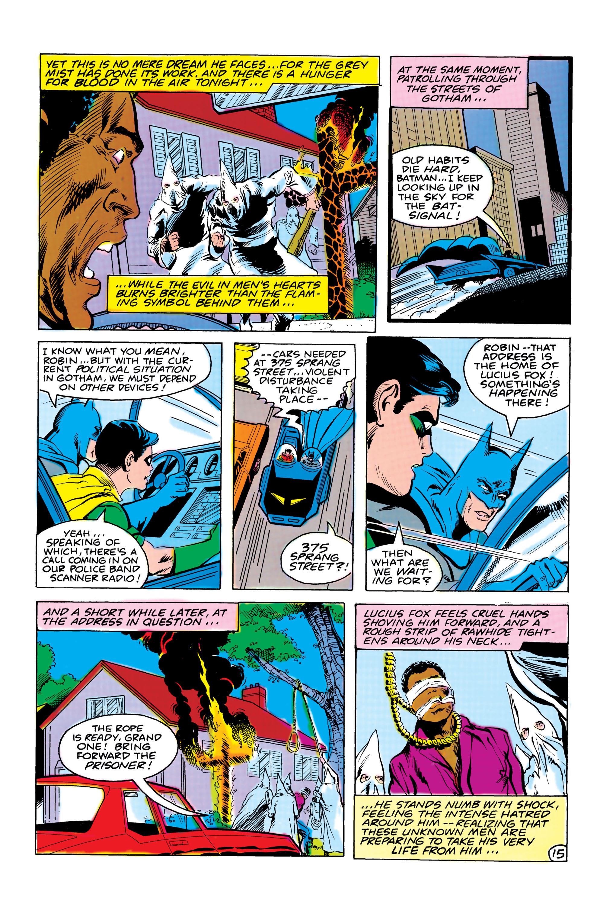 Read online World's Finest Comics comic -  Issue #286 - 16