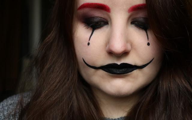 Halloween Look: Harlequin Joker