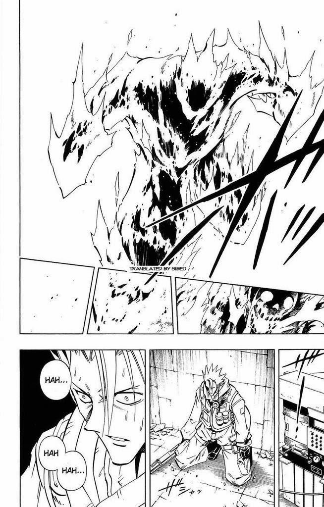Shaman King [Vua pháp thuật] chap 232 trang 9