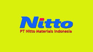PT. Nitto Materials Indonesia - Operator Produksi