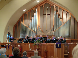 second service at First Presbyterian Fort Smith