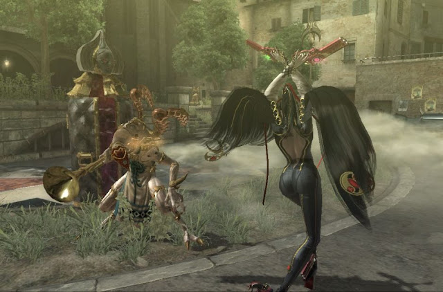Bayonetta on Nintendo Switch
