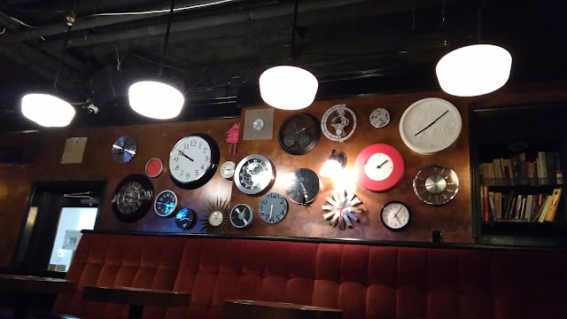 Clocktower Brew Pub Clocks - photo Kristina Roudiy