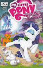 MLP Friendship is Magic #1 Comic Cover F Variant