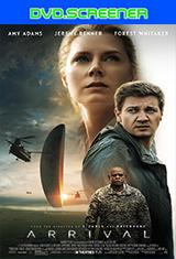 La llegada (2016) DVDScreener v2