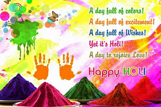 Happy Holi 2017 Greetings