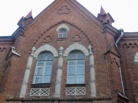 Сумы. Александровская гимназия. 1873 г.