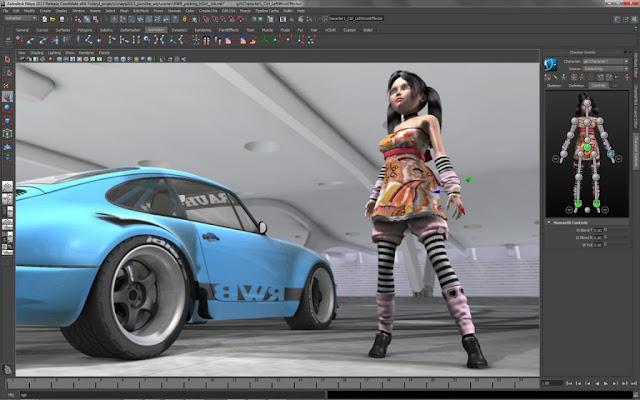 Autodesk 3ds Max 2017 Keygen