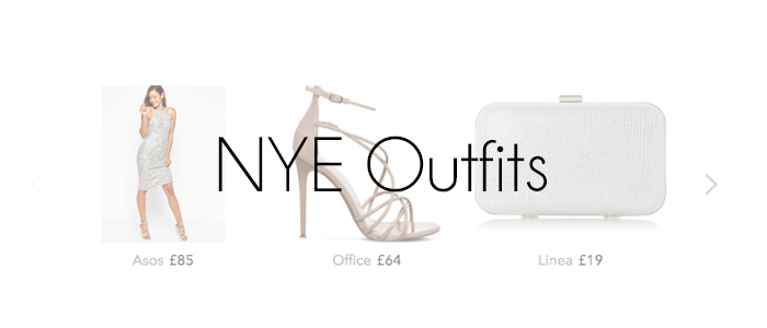 Blogmas Day Nineteen | Four NYE Outfits