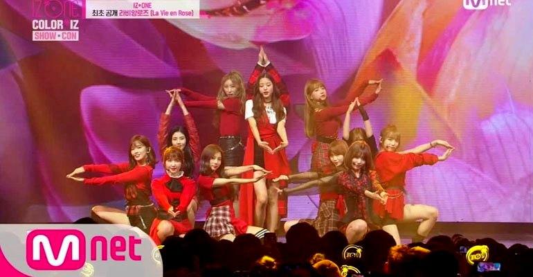 Lipsync During Showcase, IZ*ONE Reaped Netizens' Criticism