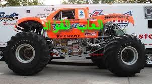 تحميل لعبة سباق السيارات الوحش العملاقة Racing Monster Trucks