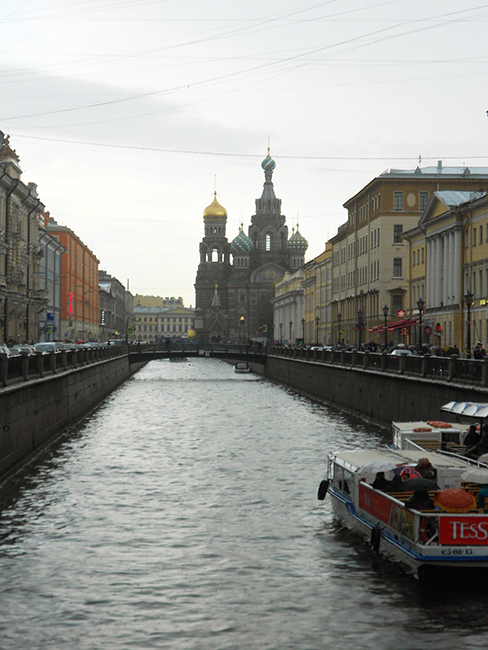Saint Petersbourg Russie