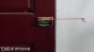 Tutorial Cara Membuat Alarm Pintu Mini Sederhana