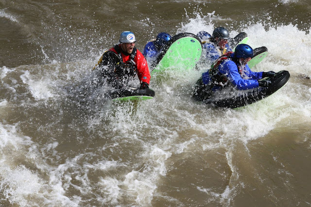 RIverboarding Whitewater Rivers
