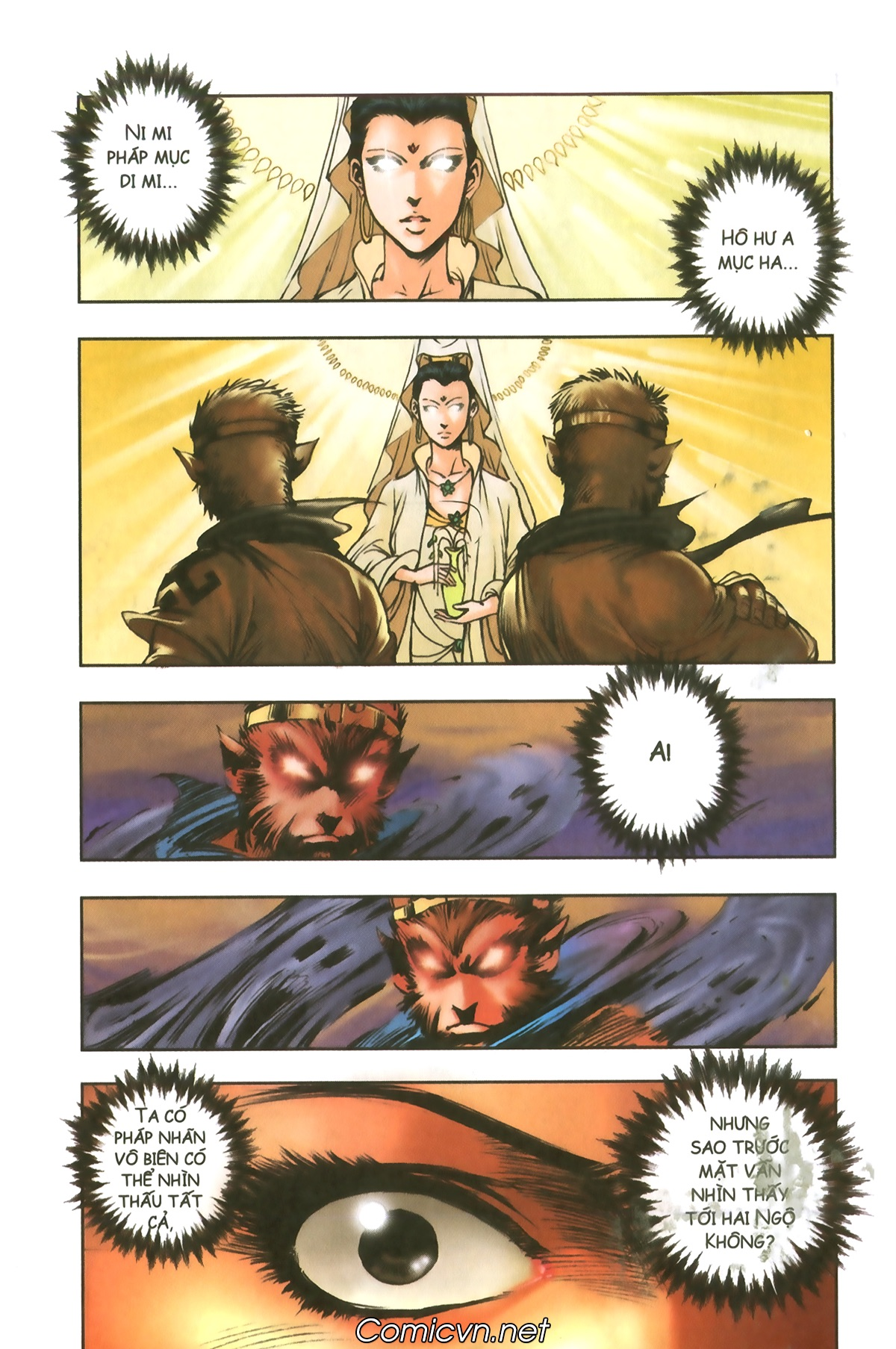 Tây Du Ký màu - Chapter 103 - Pic 39