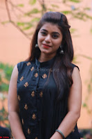 Actress Yamini Bhaskar in a Tight Black Sleeveless Dress ~  Exclusive 18.JPG