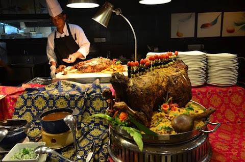 Di Ancasa Hotel & Resort Memperkenalkan Buffet Ramadan bertemakan Aroma D'Ancasa :  Gabungan 3 Citarasa