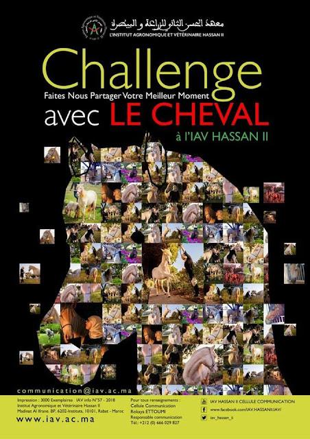 Challenge de L'IAV Hassan II et la photo coup de cœur!