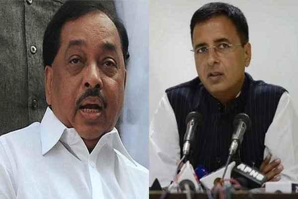 narayan-rane-resign-from-congress-surjewala-told-bjp-hand
