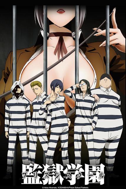 Prison School BD Sub Indo : Episode 1-12 END | Anime Loker