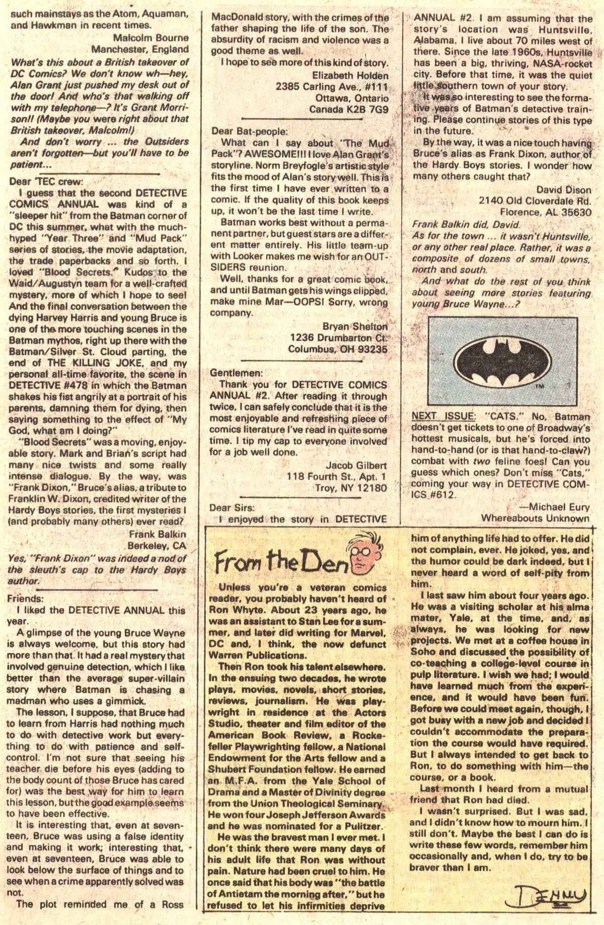 Detective Comics (1937) 611 Page 24