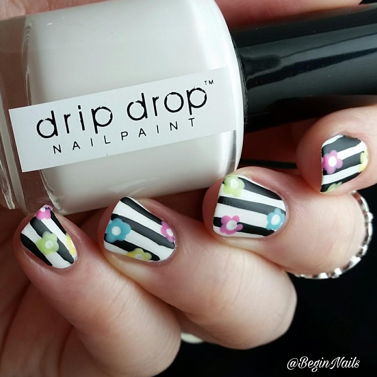Let\'s Begin Nails: Digit-al Dozen: Inspired by Tissue Paper
