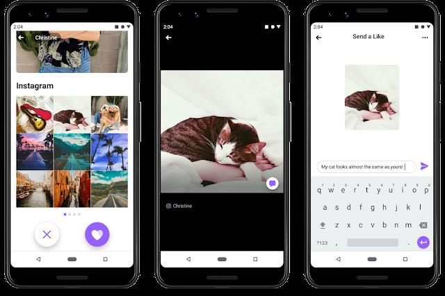 يمكنك إضافة منشوراتك في Instagram إلى ملفك الشخصي في Facebook Dating