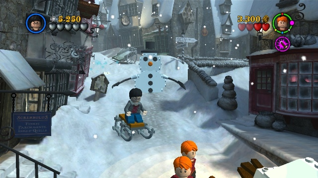 Download LEGO Harry Potter Years 1-4 PC Gameplay