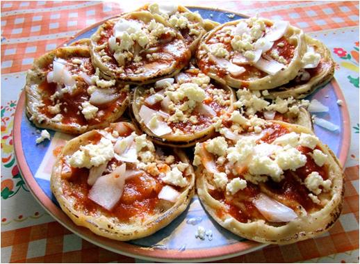 comidas típicas de Veracruz