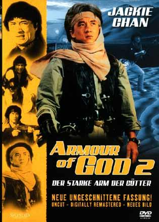 Armour Of God 2 ฟัดข้ามโลก ล่าขุมทรัพย์นาซี