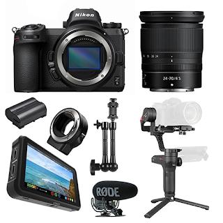 Nikon Z6 Vlog Kit