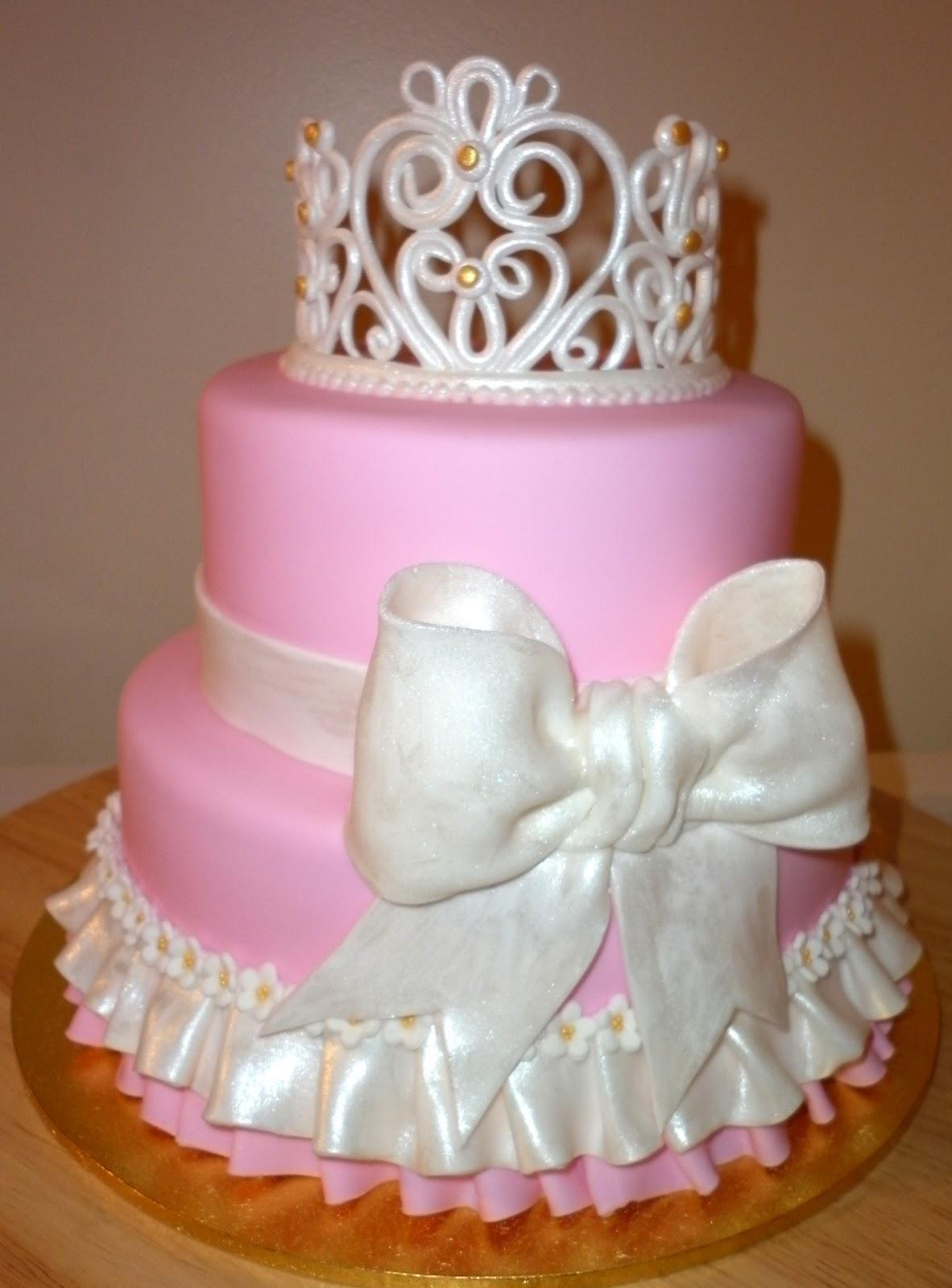 Caketopia Pink Princess Cake For Sherron